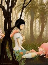 Melissa Haslam, Two pink birds