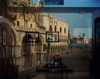 Abelardo Morell, Piazzetta San Marco Looking Southeast in Office