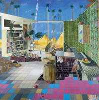 Matthias Weischer, Egyptian room