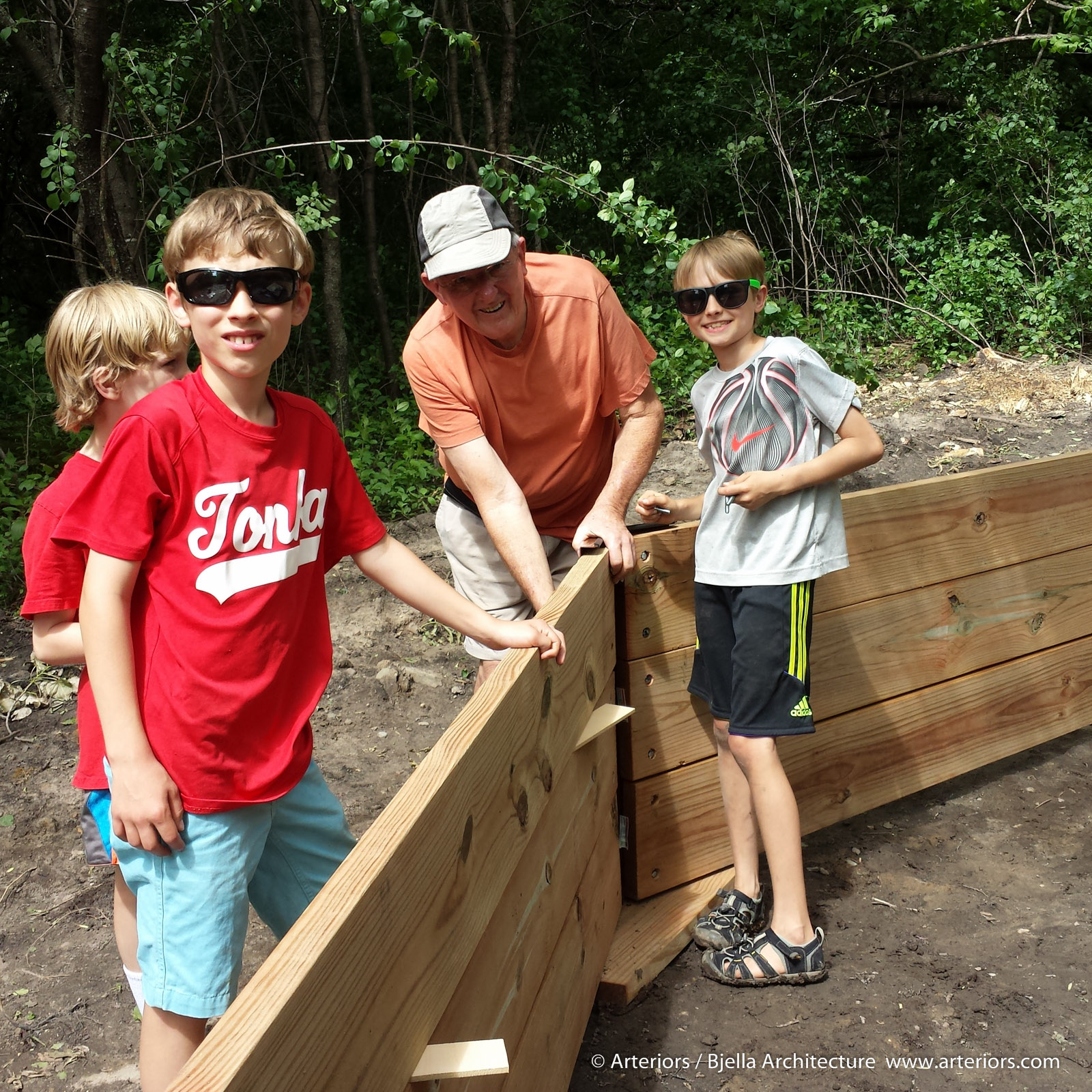 Gaga Pit Construction-6