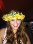 Coroa de flores Pri