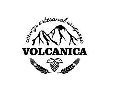 logo cerveza volcánica