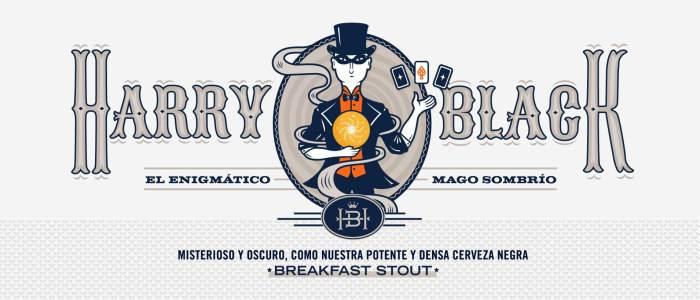 Birra Bizarra Harry - Stout