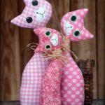 moldes-gatinhos-tecido-rosa