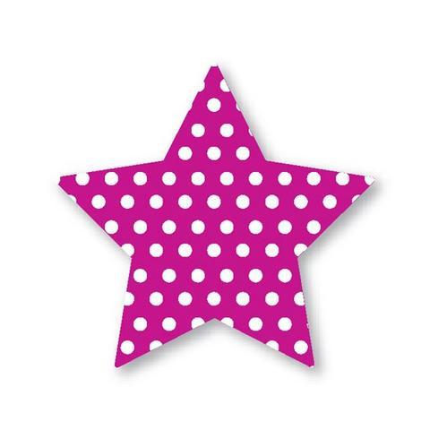 moldes em eva estrela