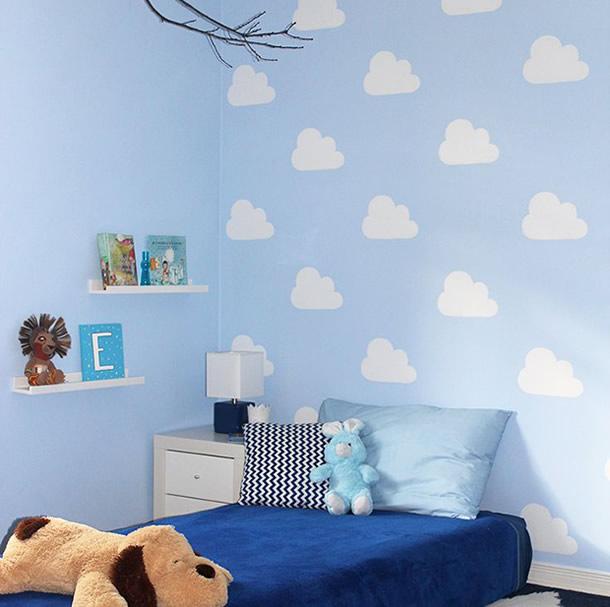 artesanato-para-bebe-nuvens