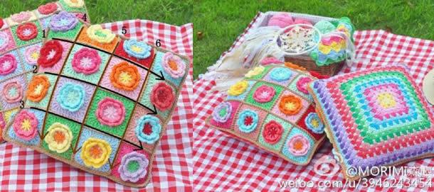 flores-de-croche-almofadasflores