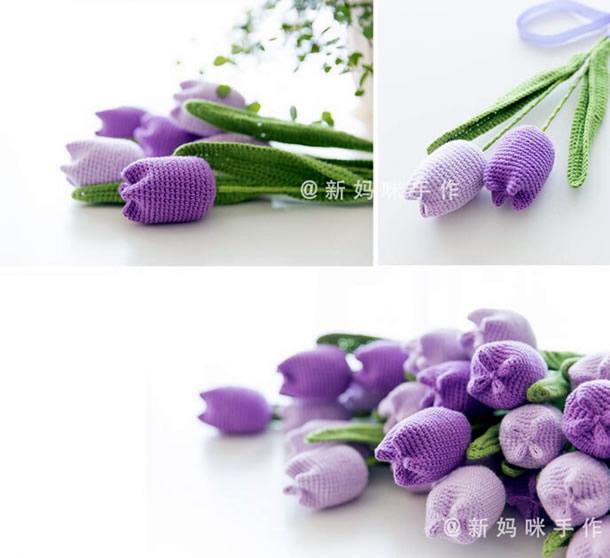 flores-de-croche-tulipas