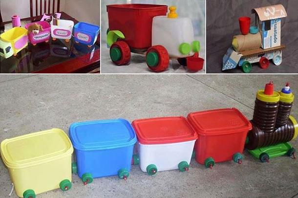 brinquedos-de-sucata-trenzinhos