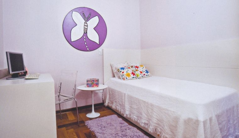 Quarto decorado infantil