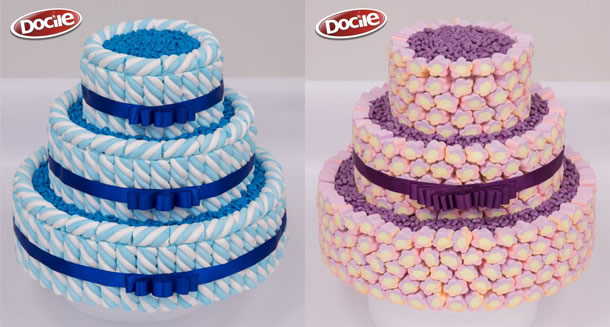decoracao-com-marshmallow-bolo-fake