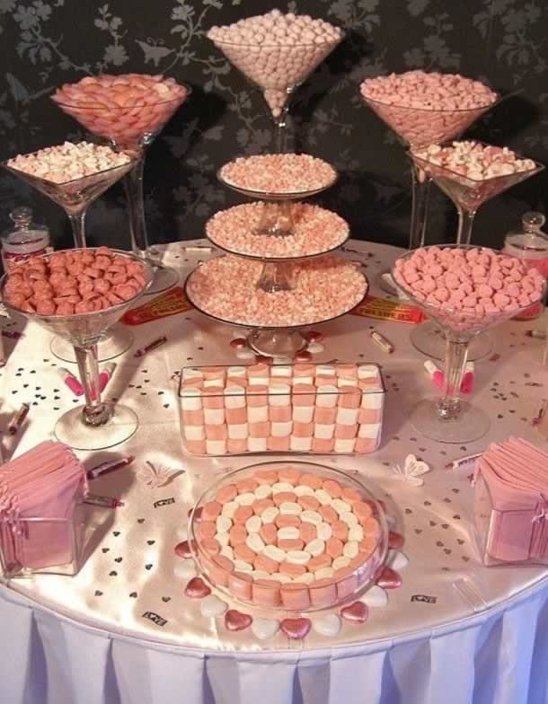 decoracao-com-marshmallow-mesa