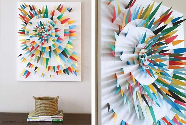 decoracao-de-parede-com-papel-3d