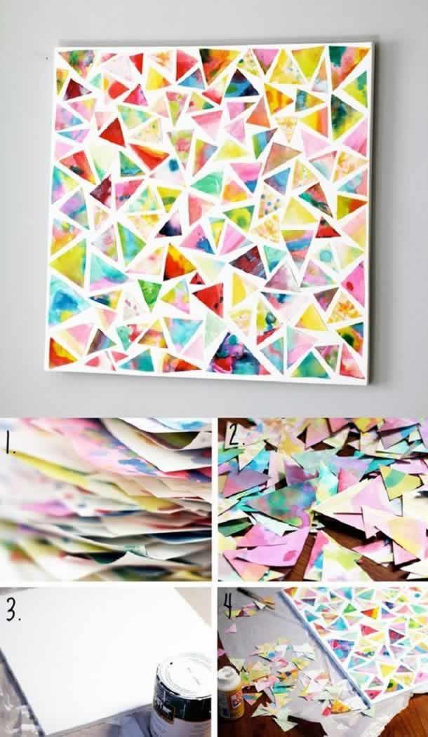 decoracao-de-parede-com-papel-mozaico