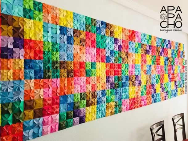 decoracao-de-parede-com-papel-mural