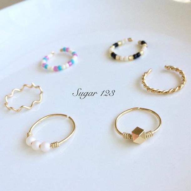 anel-bijuteria-arame-simples