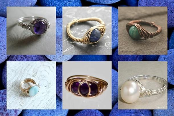 anel-bijuteria-pedra-arame