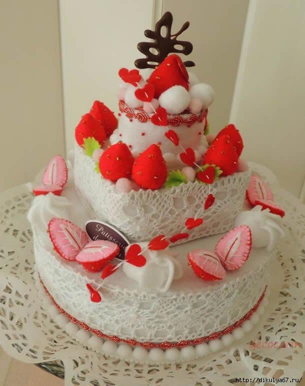 bolo-de-feltro-casamento