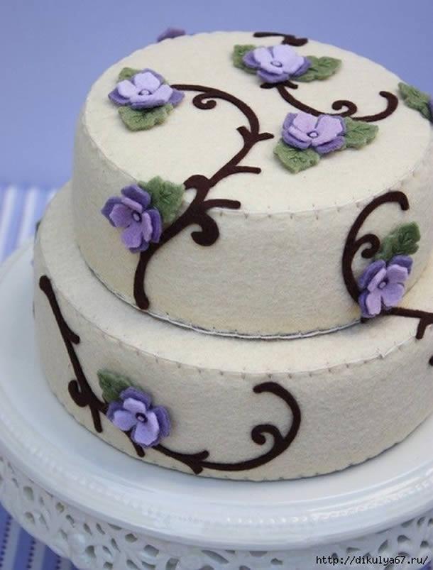 bolo-de-feltro-flores