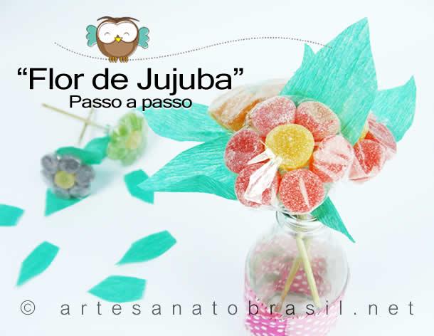 Flores de jujubas