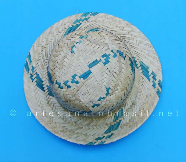 Chapéu de Palha Caipira