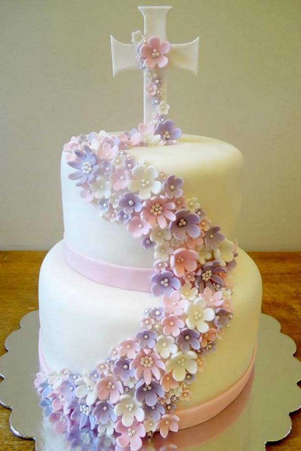 bolo-de-batizado-cascata-flores