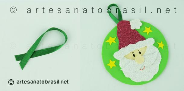 4.enfeite-de-natal-com-CD-passo-a-passo_artesanatobrasil.net