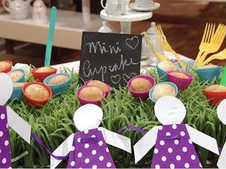 mini cucakes