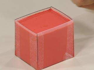 molde silicone caixa