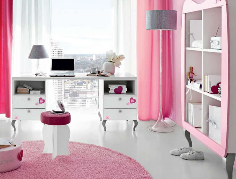 Quarto Barbie decorado