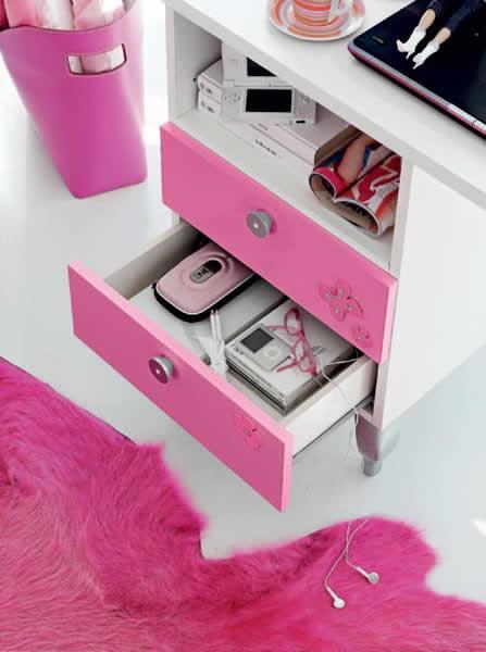 Por dentro da gaveta, Quarto da Barbie