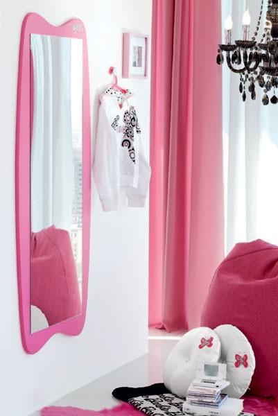 Espelho da Barbie
