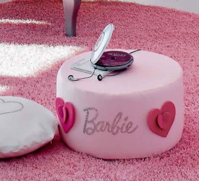 Puff da Barbie