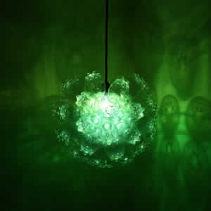 Luminária de Garrafas Pets passo a passo