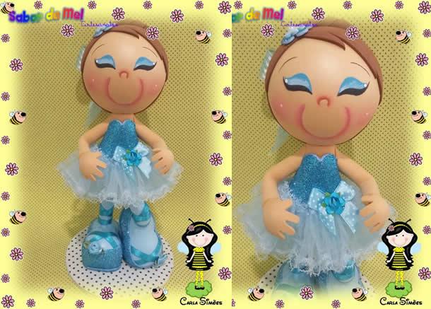 bonecas-3d-em-eva-bailarina-azul