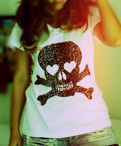 camiseta customizada