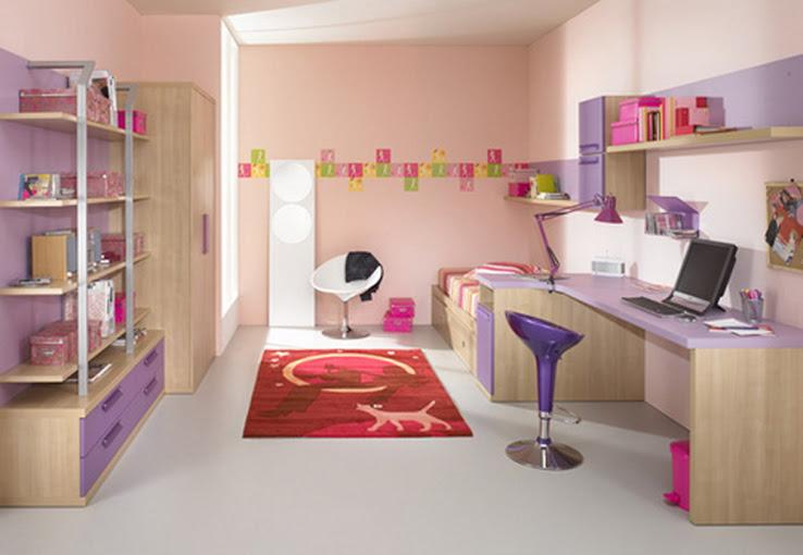 quarto-infantil-rosa-para-menina