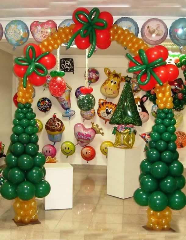 arvore-de-natal-baloes-decoracao