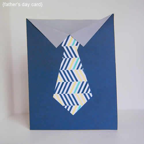 Modelos de cartões para o Dia dos Pais