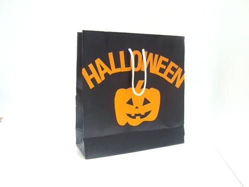 sacolinha customizada para halloween