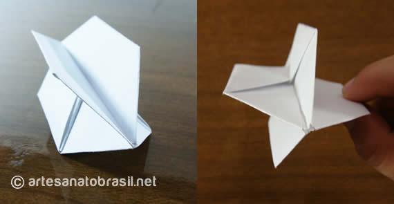 6. Balãozinho de papel