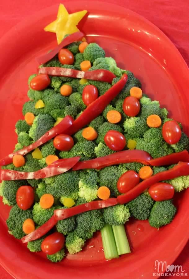 decoracao-de-pratos-bandejas-de-alimentos-para-natal-arvore-brocolis