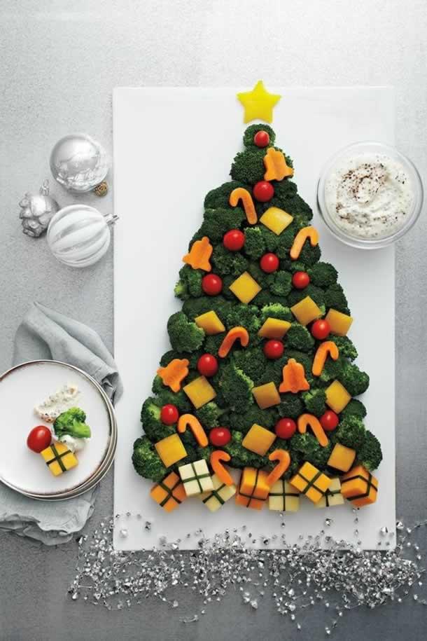 decoracao-de-pratos-bandejas-de-alimentos-para-natal-arvore-brocolis3