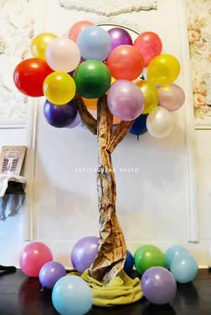 Brincadeira Junina: Árvore Secreta