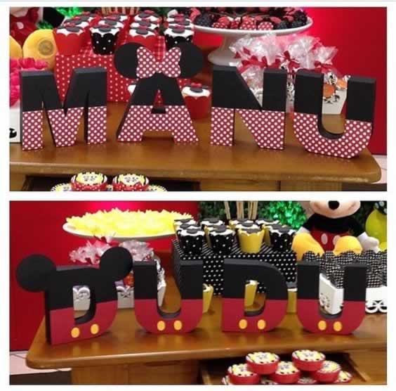 ideias-para-festas-infantil-letras-decoradas