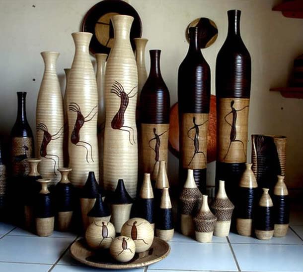 Tipos de Artesanato Brasileiro: Cerâmicas