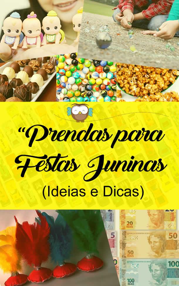 Prendas de Festas Juninas (Pinterest)