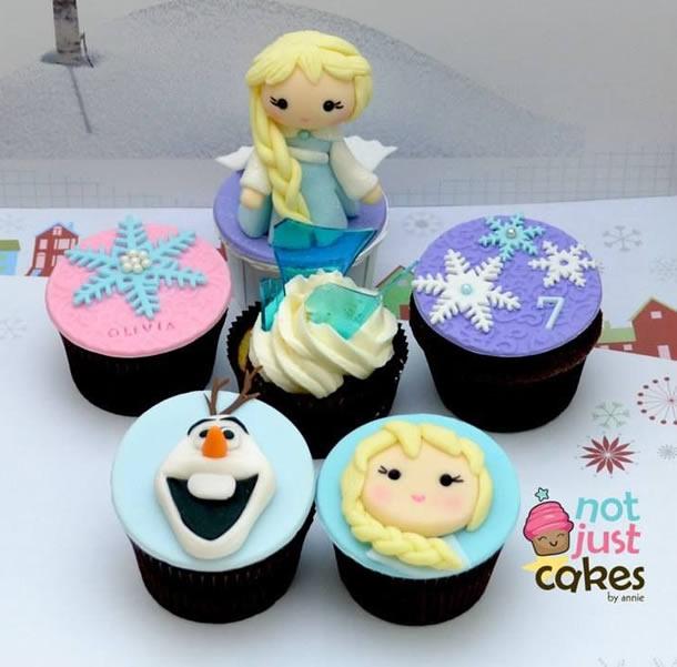 cupcake-frozen-coloridos