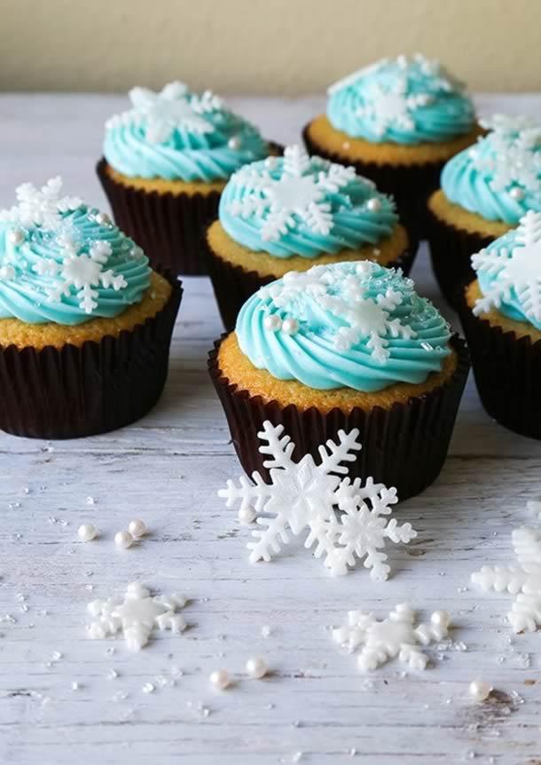 cupcake-frozen-flocos-neve