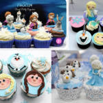 cupcake-frozen-ideias